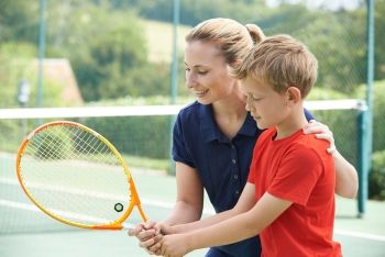 Selecting tennis courts and equipment for kids with MidAtlantic Asphalt