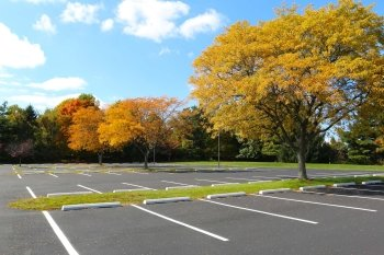 the benefits of well-maintained lot
